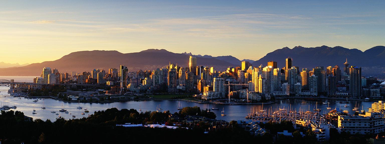Vài nét về thành phố Vancouver