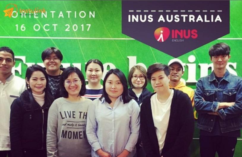 Du học hè Úc trường INUS Australia - Hình ảnh học viên