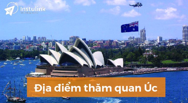 Thăm quan Úc, thăm quan nước Úc, du lịch Úc, các địa điểm thăm quan hàng đầu Úc, du học Úc, địa danh Úc