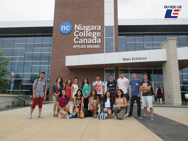 du học canada tại trường Niagara College