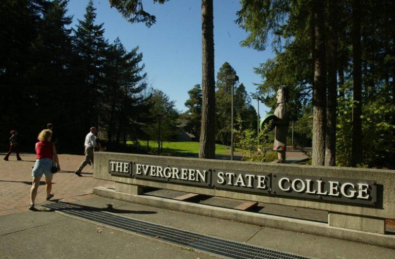 du học mỹ tại trường evergreen state university