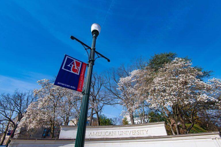 du học Mỹ tại trường American University