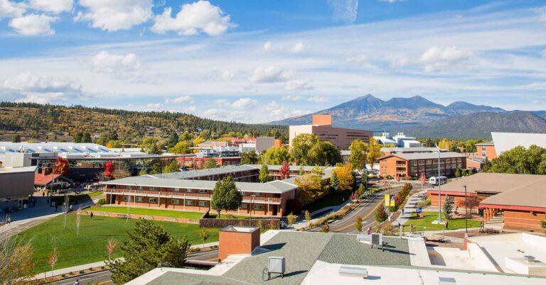 du học mỹ tại trường Northern Arizona University